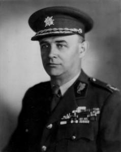 Generál František Moravec v době před II. světovou válkou. (2)
