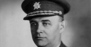 Generál František Moravec v době před II. světovou válkou.