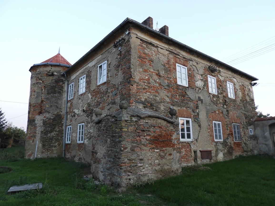 DSCN9269 Rodný dům Alexandera Dreyschocka v Žákách