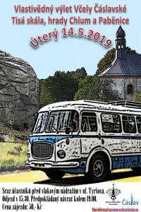 výlet Tisá Chlum Paběnice_plakát_25032019