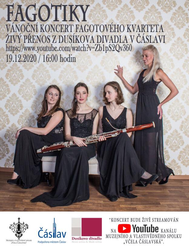 Včela Koncert Fagotiky 19122020_prolink