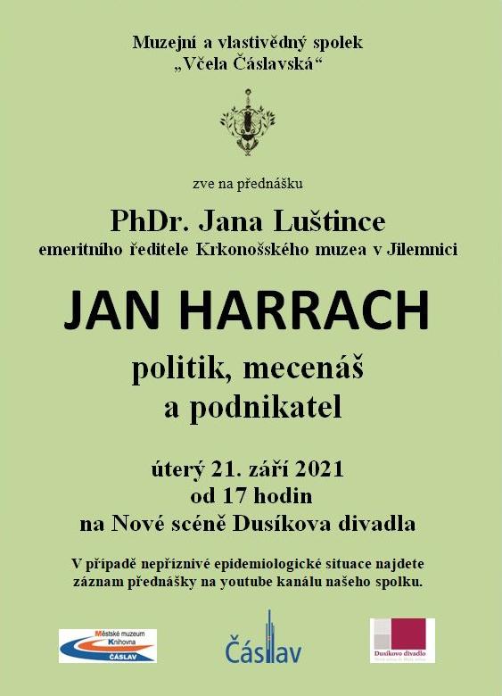 J. Luštinec přednáška